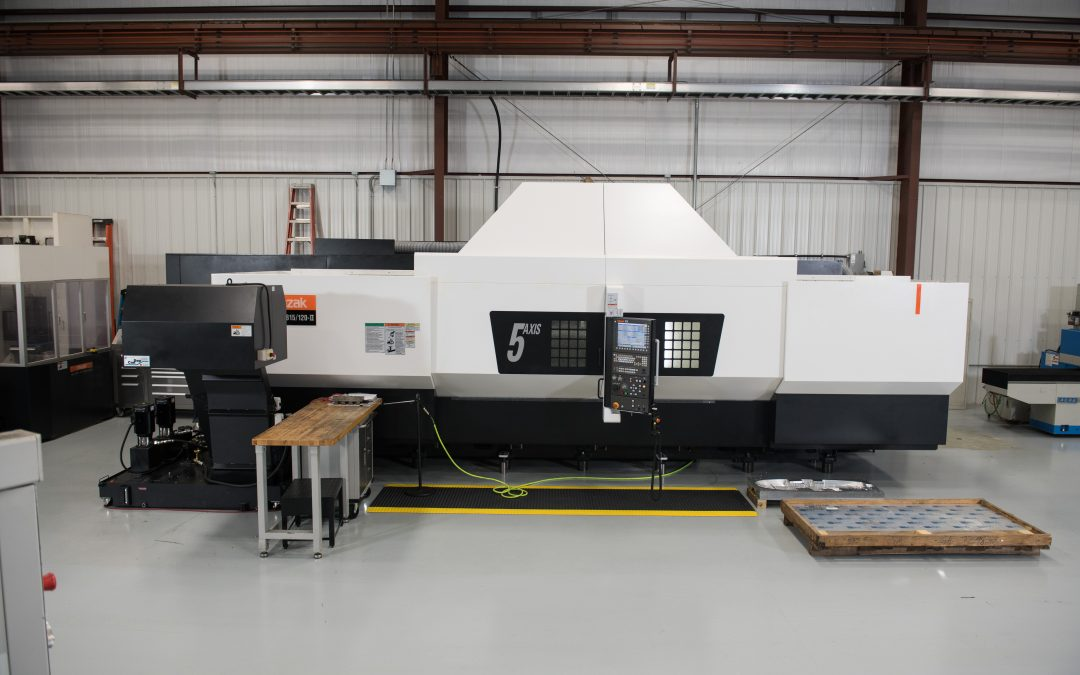Aerotech Machining Featured in Aerospace Manufacturing