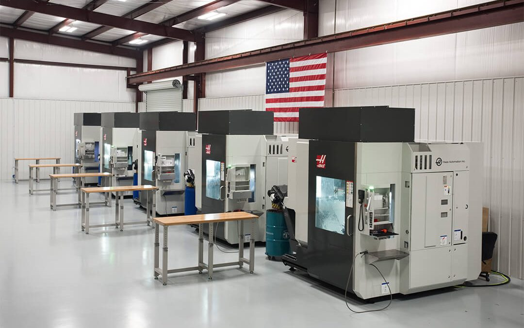 Aerotech Machining: A Focused And Growth-Driven Precision Manufacturer
