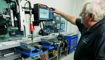 Aerotech Machining conventional machining