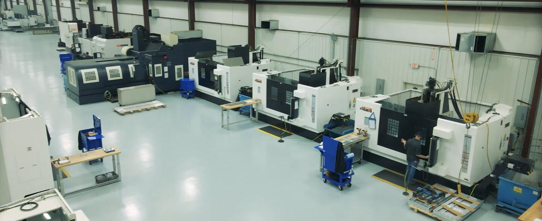 Aerotech Machining capabilities